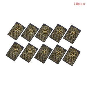 Cheap Phone Etiqueta Voltar Flim 10pcs EMR telefone adesivo energia escalar chip de anti radiação saúde escudo keep
