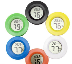 Mini Portable Digital LCD Indoor Humidity Thermometer Hygrometer Meter Electronic New Weather Station Wireless