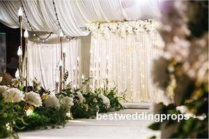 Новый стиль светодиодный железный металлический подсвечник, золотые подсвечники для домашнего декора свадебный стол centerpiece best0818