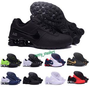 Nike Air Max Shox 809 Высокое качество 2020 оригинальная доставка женская спортивная обувь дешевые Chaussures Avenue NZ OZ R4 809 802 Femme кроссовки Tn кроссовки 40-46 S98