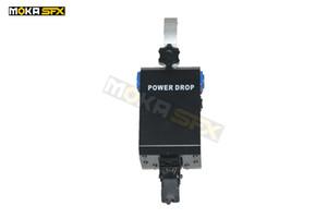 2 шт. / Лот Power Drop Stage Фон DMX Control AC 110 В 220 В 50/60 Гц Сценическое Специальное Оборудование Stage Drop Machine