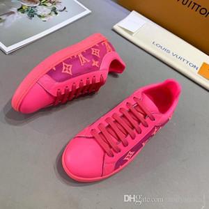 Scarpe Trainer 2020 di nuova vendita calda Coach Sneakers uomini di alta qualità di modo delle donne di sport esterni Formato dei pattini correnti Eur35-44
