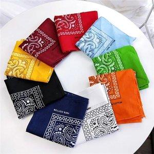 55 * 55 centimetri donne Foulard Sciarpa di seta signore dell'ufficio capelli Bandana fascia foulard copricapo foulard fazzoletto da collo femminile