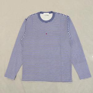 Andys européenne LONG MARINA T-SHIRT Étoile broderie rayé à manches longues Couple shirts Mode T-shirt HFXHTX190