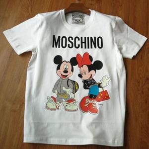Sommer hohe Qualität Kurzarm Baumwolle Cartoon T-Shirt Kinder Designer Kleidung Jungen Mädchen Shirts Tops Tees Eltern-Kind-Kleidung Kinder T-Shirt