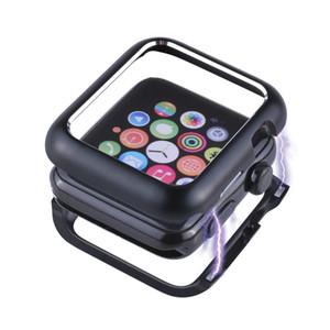 마그네틱 흡착 알루미늄 프레임 내장형 마그네틱 보호 덮개 for Apple Watch Series 1 2 3 4 38mm 및 42mm