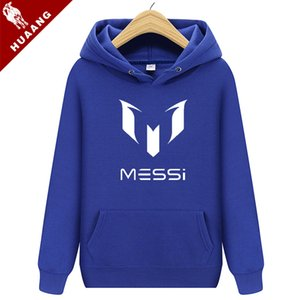 New Fashion Hoodies Men MESSI Printed Casual Sportswear Man Hoody Long Sleeve Sweatshirt Slim Fit Pullover Mens Casual Sports Hoodie 0094W