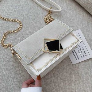 Scrub Leather Small Crossbody Bags For Women 2020 Chian Shoulder Bag Sac A Main Female Travel Handbags And Purses Evening Bags