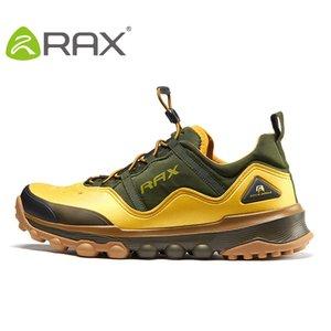 RAX esterna traspirante escursionismo scarpe da uomo 2020 scarpe leggere Rax escursionismo a piedi Trekking Wading scarpe sportive da tennis degli uomini Botas