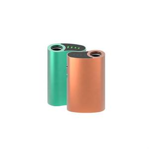 2019 neue Version Kammer Vorheizen vape rig portable vape mod Wärmeableiter 500mAh verdeckter vape Rauch pen