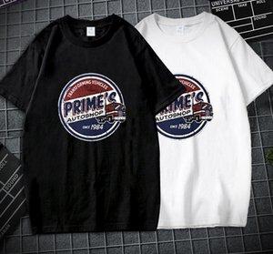 Summer Fashion top Designer T-shirt Mens Womens Streetwear Letter tees Cotton T Shirt Men Clothing Brand tee Short Sleeve Tshirt Women Tops