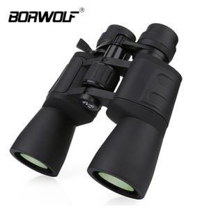 Borwolf 10-180x90 Haute Grossissement Hd Zoom Professionnel Puissantes Jumelles Lumière Vision Nocturne Pour Chasse Télescope Monoculaire T190627