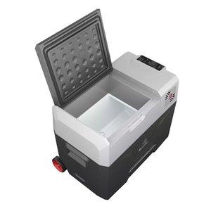 40L Car Refrigerator Auto-Refrigerator AC DC12V24V Portable Mini Fridge Compressor Car Refrigerator Fridge For 4x4Camping
