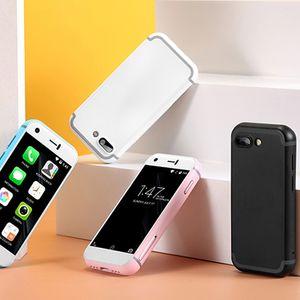 NEUE entriegelte 7S Android celular Smartphone Mini 32GB 5.0MP HD Kamera Dual-SIM QuadCore- telefono movil Kleine 3G Touchscreen Smart-Handy