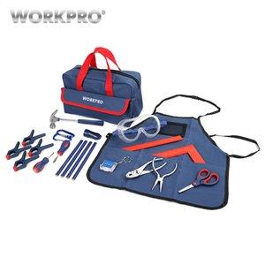 WORKPRO 23PC Juego de herramientas Juego de herramientas para niños Regalo para niños