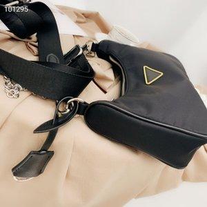 3A sacos de ombro de alta qualidade nylon Bolsas Bestselling carteira mulheres sacos Crossbody Saco de Hobo bolsas com caixa