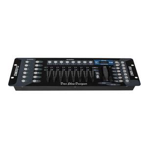 192 DMX Controller DJ Attrezzature DMX 512 Illuminazione della fase della console per LED PAR Moving Head Spotlights DJ Controller