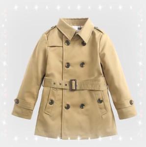 Erkek Rüzgarlık Marka etiketi Bahar Sonbahar Bebek Çocuk Çocuklar Için Ceketler Toddler Ceket Tasarımcısı Çocuk Boys Giyim Giyim