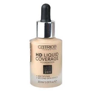 New Catrice HD Copertura Liquid Foundation 30ml dura fino a 24 ore a lunga durata di Carice Concealers naturale spedizione gratuita