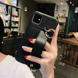 2020 For iPhone 11 Pro Max Xs XR X 7 8 Plus 6 6S plus Cell Phone Case with Card Slot Coins Purse