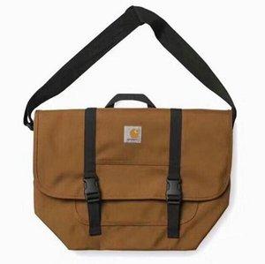 Bolsa de cartero de gran capacidad hombre joven cruzada bolsa de hombro ordenador mano llevar bolsa