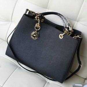 Women's Messenger Bag Leather Crossbody Bag Single Shoulder Bags Classic Briefcase Bags + Dustbag M6228