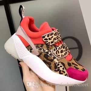 Chaussures officiels de qualité parfaite Designer New Luxury Eclypse Stella Mccartney Plate-forme Chaussures de sport Mode Femmes Chaussures confortables