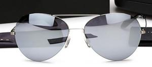 Femmes Designer Victoria Beckham Lunettes de soleil pour hommes Revêtement Lunettes de soleil Lunettes de soleil polarisées VB Emballage d'origine