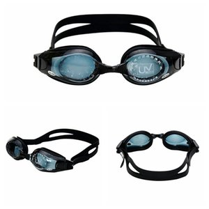Swim Goggles Silicone Anti-fog UV Protection Adult Myopia Swimming Goggles Coated Water Diopter Eyewear Glasses Mask Pro