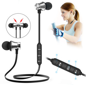 XT11 Magnetic attraction Bluetooth Earphone Sport Headset Fone de ouvido For iPhone Samsung Xiaomi Ecouteur Auriculares