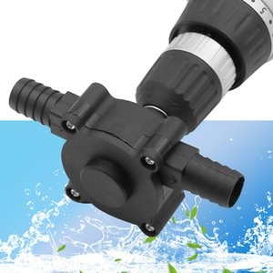 Mini Home Self Priming Garden Portable Anti Corrosion Efficient Large Flow Plastic Tools Easy Operate Electric Drill Drives Pump