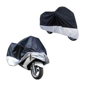 Impermeabile ai raggi UV protezione della polvere coprimoto Moto Rain Cover Anti Scooter