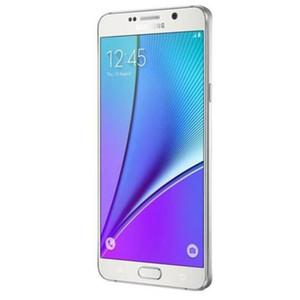 Samsung Galaxy Note 5 N920A / T WCDMA 4G LTE الهواتف المحمولة Octa Core 4GB RAM 32GB ROM 5.7inch 16MP phone مجدد