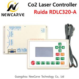 نظام التحكم RD320 CO2 ليزر CO2 ليزر قطع وآلة نقش Ruida RDLC320 / RDLC320-A NEWCARVE