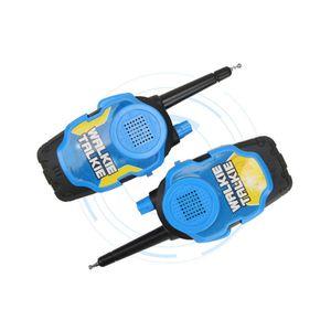 YKS 2pcs walkie talkie kids Radio Retevis Handheld Toys for Children Gift Portable Electronic Two-Way Radio communicator kid toy