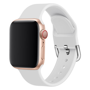Apple Watch Band için Yedek Kayış 42mm 38mm 44mm 40mm IWatch Bantları Bilezik Apple Watch Bilezik için 81007