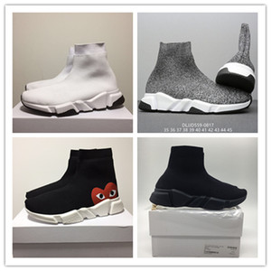 2020New high quality Fashion Speed Trainer Sock Shoes Men Women Socks and shoes Mens Trainers Runners Casual Sports Sneakers