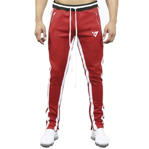 2019 gym New fashion popular Men's Fitness Men's Sports, Body-building, Running, Garments and Leisure gym pants