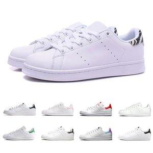 adidas 2019 New Stan hommes femmes smith chaussures de sport de haute qualité blanc noir vert vert rouge en cuir baskets plates de marche