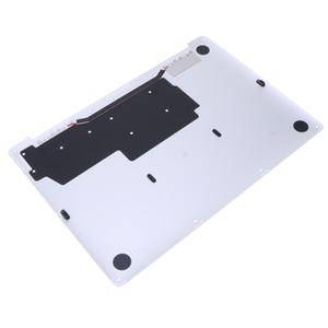 Ordinateur portable Ordinateur Bas Base de couverture de cas réparation Pièces pour macbook Retina A1708 -Silver