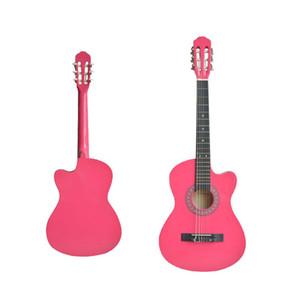 2020 NUEVO 38 pulgadas guitarra acústica para principiantes Introducción La práctica de Instrumentos de cuerda