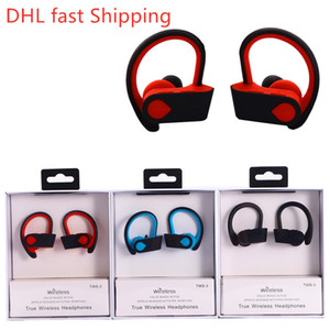 TWS S-3 Wireless Earphone 5.0 bluetooth sport stereo headphone True sound wirelss Blutooth erphone for cell phone