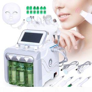 Hydro Dermabrasion RF Spa Face Skin Care Beauty Machine Skin Pore cleaning Machine water Peeling Dermabrasion