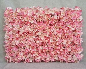 New Sales - Artificial Flowers Wall 40*60cm Wedding Decoration Wall Used for Festive Decor Studio Background Decoration