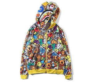 111 Sudaderas con capucha para hombres Sudaderas con capucha para hombres Mujeres Otoño Invierno Sudaderas con capucha de diseño de manga larga Sudaderas Tamaño asiático Envío gratis