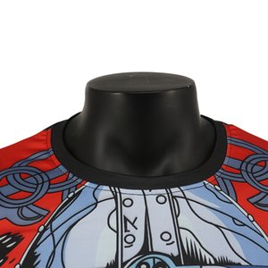 SOTF Mma Red Warrior Fighting Breathable Printing Muay Thai Shirt Boxing Jerseys Mma Sweatshirt Compression Rashguard Jiu Jitsu Boxing Robes