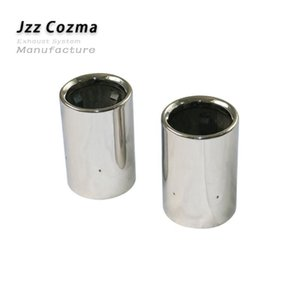JZZ 1set Original Exhaust Tip For X1 Stainless Steel 304 Muffler Car Free Shipping