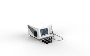 máquina de onda de choque de presión de aire portátil / New terapia de la máquina de ondas de choque extracorpórea neumático para el cuerpo de adelgazamiento