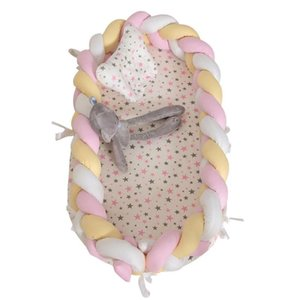 Kidlove Katlama Pamuk Dokuma Çıkarılabilir Bebek Bebekler için yatak uyku