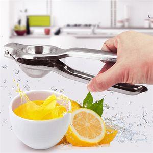 Mutfak Paslanmaz Meyve Limon Sıkacağı Portakal Narenciye El Basın Sıkacağı Meyve sıkacağı Bar Aracı Suyu yapıcı Diğer Mutfak Aletleri T1I414 50PCS